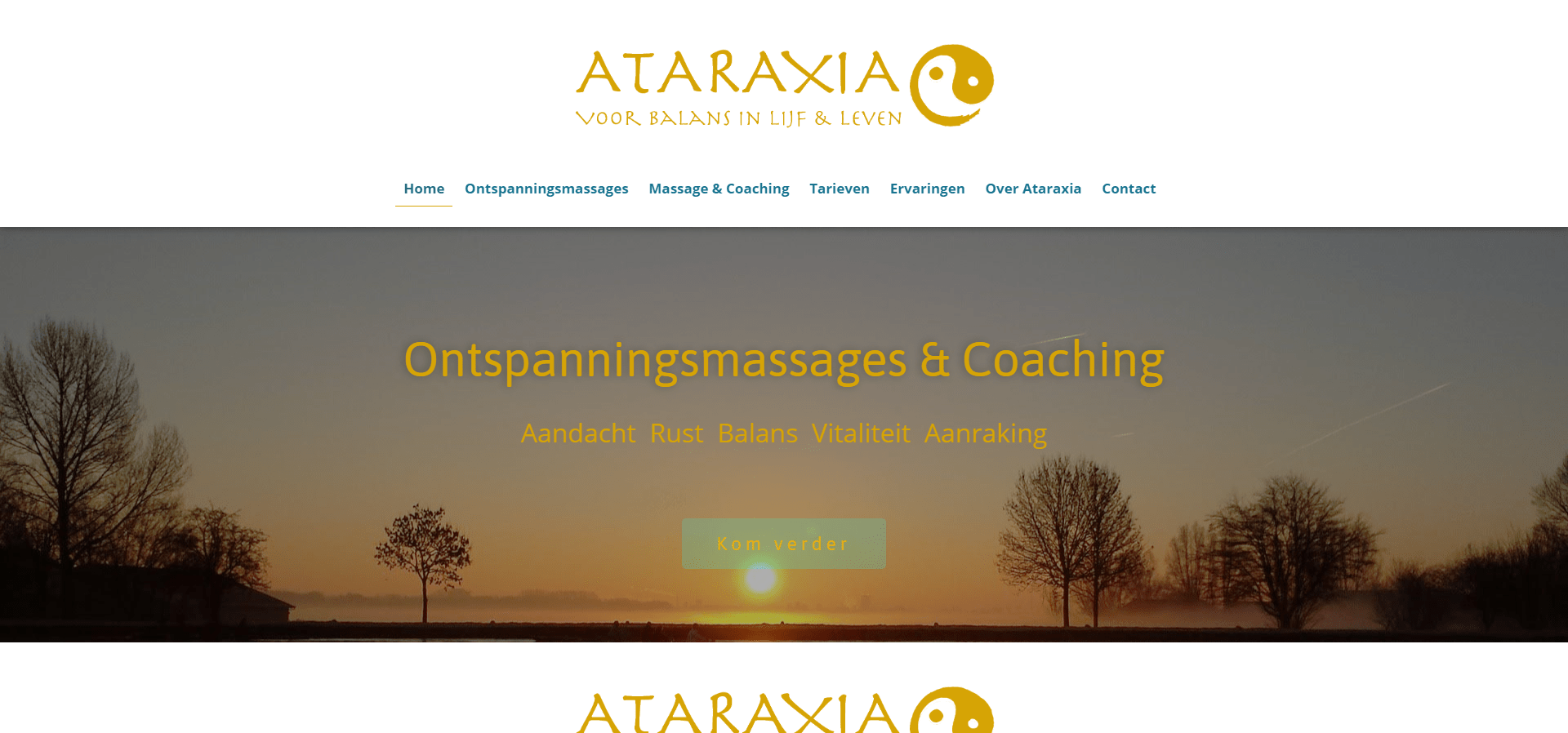 Ataraxia-massage